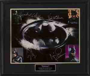 Batman by 4 16x20 s300