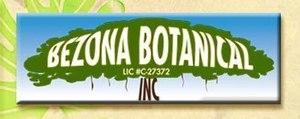 Bezona botanical logo s300