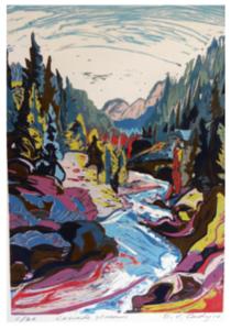 Dennis cady cascade stream s300