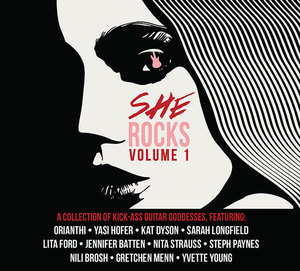 She rocks vol 1 cover image 615p s300