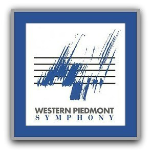 Western piedmont symphony logo s300