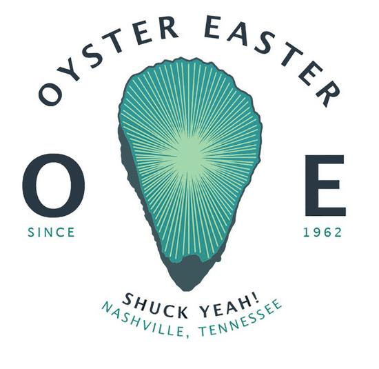 Oyster easter 2017 logo white s550