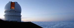 Cfh telescope pic s300