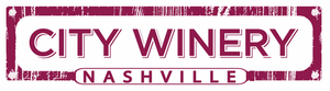 City winery nashville logo s300