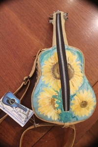 Ukulele bag sunflower s300