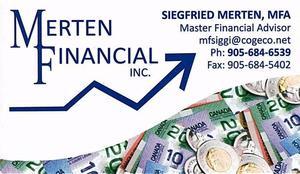 Merten financial bc s300