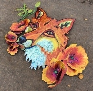 Oh poppy fox s300