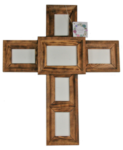 Cross picture frame s300