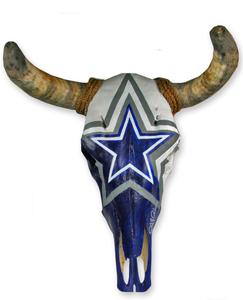 Cowboy skull s300